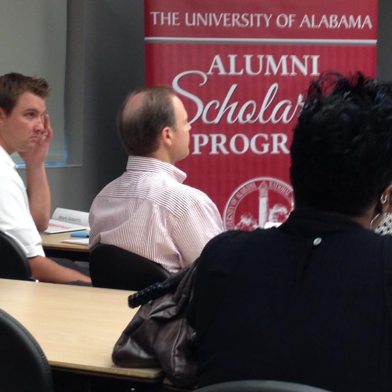 Alumni Charlie Schaffer