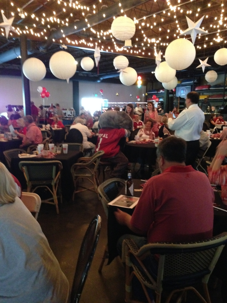 2015 Kick-off Party - University of Alabama Alumni ...